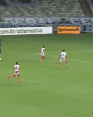 COPA DO BRASIL: Gol de Cruzeiro 1 x 0 Juazeirense