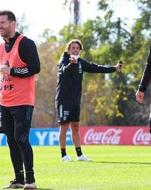 Eliminatórias retornam após quase seis meses de hiato, e Argentina busca a liderança