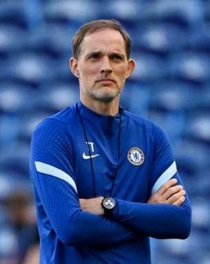 Tuchel busca quatro reforços e pode se desfazer de 11 atletas do Chelsea