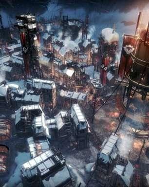 Frostpunk para PC fica de graça na Epic Games Store