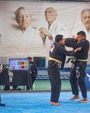 Faixa-preta da GFTeam destaca classe master nos eventos da FJJ Rio