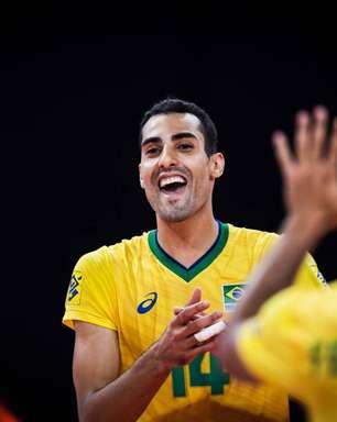 Brasil derrota Japão e chega à quarta vitória na Liga das Nações