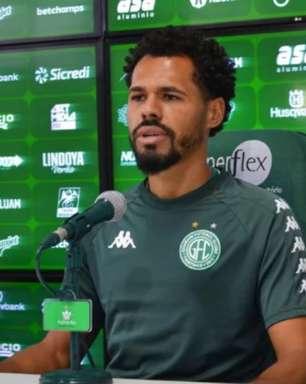 Bruno Silva comenta golaço pelo Guarani: 'O mais lindo da carreira'