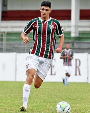 Fluminense vence Athletico no Brasileiro Sub-17 e fica a um ponto da liderança do Grupo B