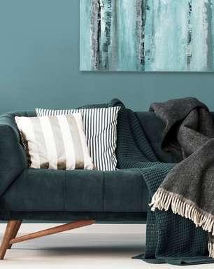 Mantas e tapetes são a aposta para aquecer a casa no inverno