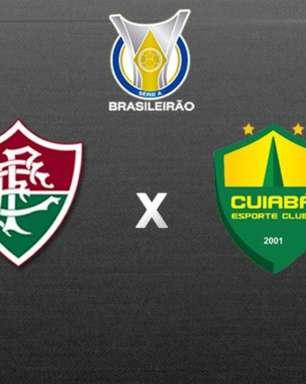 Fluminense x Cuiabá: prováveis times, onde ver, desfalques e palpites