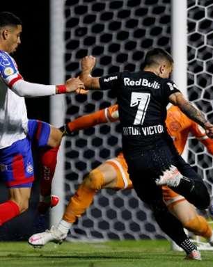 Bahia perde invencibilidade do sistema defensivo