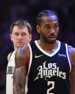 Clippers vence Mavericks em casa e está nas semifinais de conferência