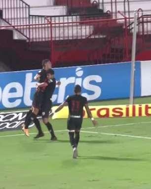 SÉRIE A: Gols de Atlético-GO 2 x 0 São Paulo