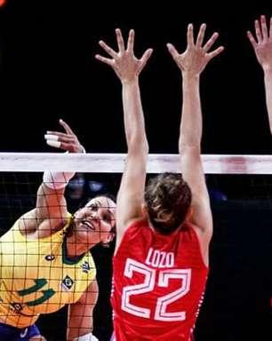 Arrasador, Brasil derrota a Sérvia pela Liga das Nações feminina de vôlei