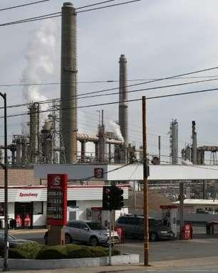 Concentração de CO2 no ar atinge novo recorde apesar da pandemia