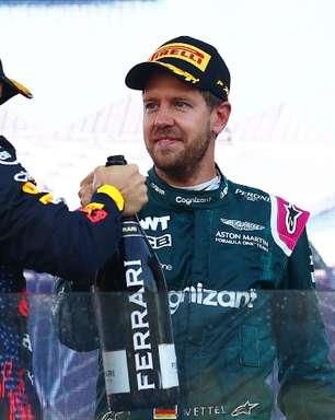 Pérez, Vettel e Gasly, o inesperado pódio do Azerbaijão