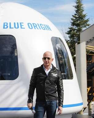 Jeff Bezos vai voar com a primeira tripulação do New Shepard