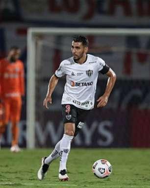 Junior Alonso jogará a Copa América e Atlético-MG poderá ficar sem 'meio time' por um mês