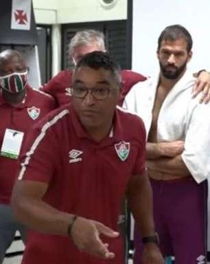 Superação e mais um jogo sem sofrer gol: confira os bastidores da vitória do Fluminense sobre o Cuiabá