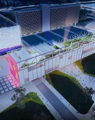 Com investimento de R$ 1 bi, projeto do Anhembi terá arena com capacidade para 20 mil pessoas