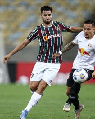 CBF altera horário do duelo entre Fluminense e RB Bragantino pelo Campeonato Brasileiro, no domingo