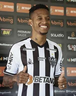 Galo terá de pagar ao São Paulo se quiser ter Tchê Tchê em campo no duelo entre os dois pelo Brasileiro