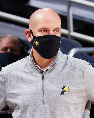 Nate Bjorkgren é demitido pelo Pacers