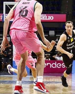 Liga ACB: Marcelinho Huertas dá show e Tenerife bate Barcelona