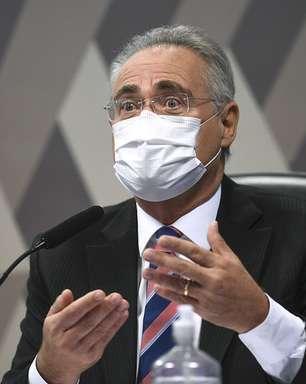 Renan provoca Bolsonaro sobre súbita busca por Pfizer