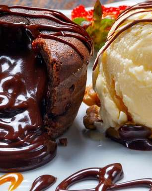 Doce como o amor: 5 receitas de Petit Gâteau para o Dia dos Namorados