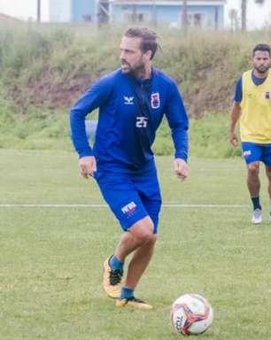 Já? Maxi Rodriguez está de saída do Paraná