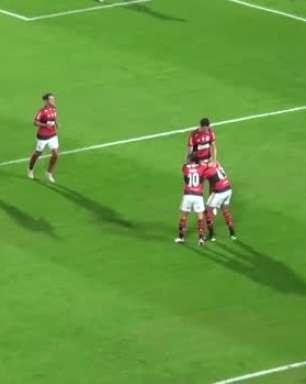 COPA DO BRASIL: Gol de Coritiba 0 x 1 Flamengo