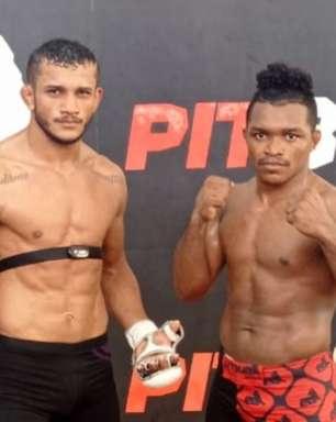 Atletas da Pitbull Brothers, Reinaldo Ekson disputa cinturão e Gian Patolino encara ex-campeão no maior evento de MMA da África