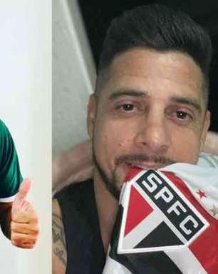 """Cicinho chama Palmeiras de """"porco assado"""" e """"sem Mundial"""""""