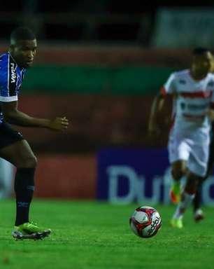 Grêmio anuncia 22º caso de covid-19 na temporada
