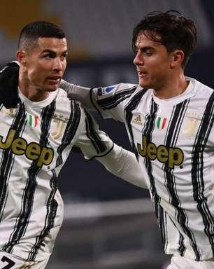 Juventus coloca Dybala à frente de Cristiano Ronaldo, e pretende renovar o contrato do argentino
