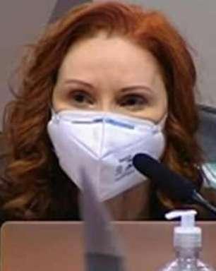 Na CPI, Natalia Pasternak diz que testes revelam que cloroquina não funciona contra covid-19