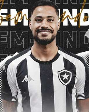 Botafogo anuncia a contratação de Diego Gonçalves; jogador já está regularizado