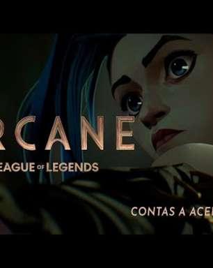 Arcane, série animada de League of Legends, ganha novo clipe e imagens