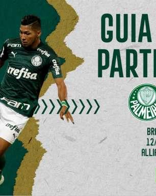 Palmeiras x Corinthians: onde assistir ao clássico pelo Brasileirão, arbitragem e escalações