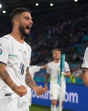 Itália domina a Turquia e goleia na abertura da Eurocopa