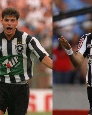 Botafogo: Túlio quer jogo com Loco Abreu na volta do público no Nilton Santos para 'morrer tranquilo'