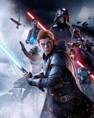 Star Wars Jedi: Fallen Order chega para PS5 e Xbox Series X|S com 60 fps