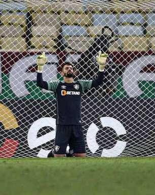 Perto de renovar, Marcos Felipe se redime após falhas e volta a ganhar confiança no Fluminense