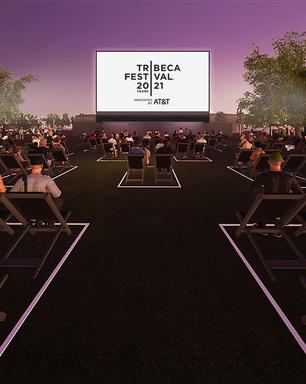Tribeca marca retomada da vida cultural de Nova York