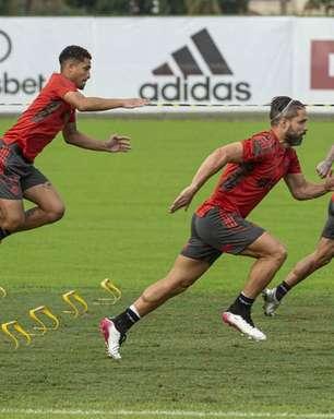 Descanso e intensidade: Flamengo coloca à prova rotina especial de treinos adotada no período sem jogos