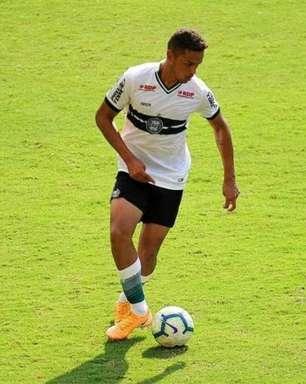 Volante do Coritiba aposta na qualidade do trabalho para conquistar a Copa do Brasil Sub-20