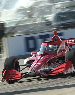 Ericsson aproveita pane de Power e vence pela primeira vez na Indy no GP de Detroit 1