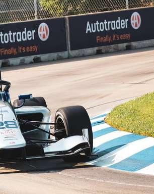 De ponta a ponta, Kirkwood vence corrida 1 da Indy Lights em Detroit