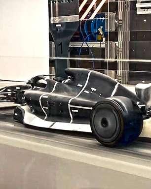 Por custo alto e sustentabilidade, F1 estuda banir uso do túnel de vento em até 10 anos