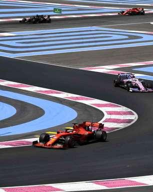 Organização do GP da França pretende receber público de 15 mil espectadores por dia