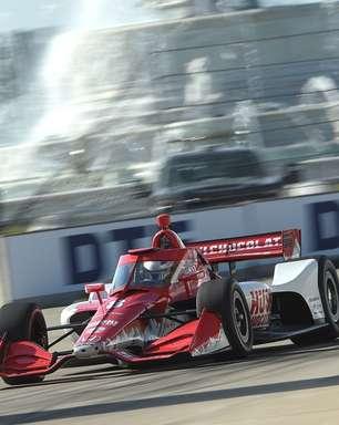 Indy: Ericsson vê Power ter problemas no final e vence em Detroit