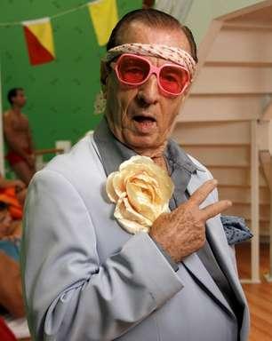 Aos 101 anos Orlando Drummond, o Seu Peru, deixa hospital