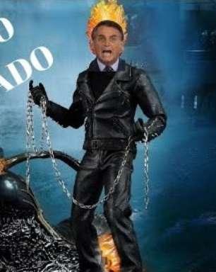 Jair Bolsonaro: o Motoqueiro Fantasma a serviço da peste